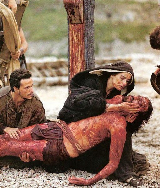 Figure 2: Mel Gibson, The Passion of Christ, 2004