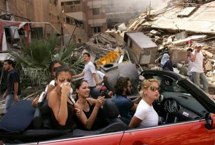 Figure 9: Spencer Platt, Liban, 2006.